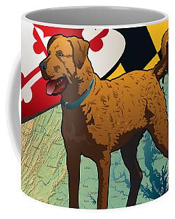 Chesapeake Bay Retriever Of Maryland  Coffee Mug