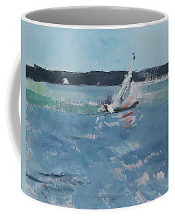Chesapeake Bay Sailing Coffee Mug