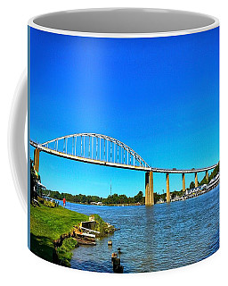 Chesapeake City Bridge  Coffee Mug