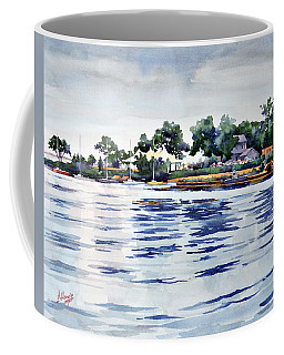 Chesapeake Rain Coffee Mug