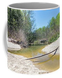 Coffee Mug featuring the photograph Chesapeake Tributary by Charles Kraus