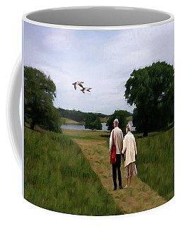 Cheshire Where We First Met And Fell In Love  Coffee Mug