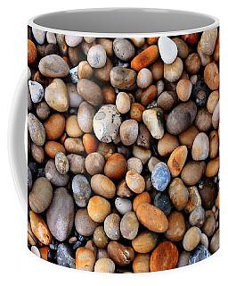 Chesil Pebbles Coffee Mug