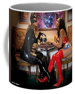 Chess Match Coffee Mug