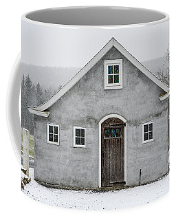 Chester County In The Snow Coffee Mug