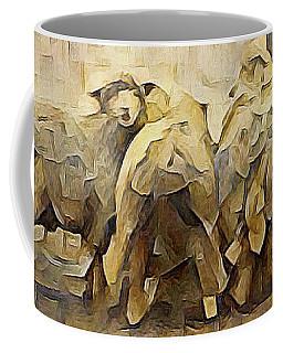 Chester County Sheep Coffee Mug
