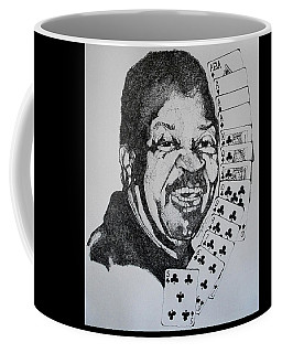 Chester Johnson Tribute  Coffee Mug