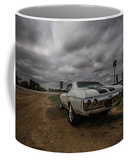 Coffee Mug featuring the photograph Chevelle Ss by Aaron J Groen