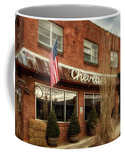 Coffee Mug featuring the photograph Chevells by Greg Mimbs