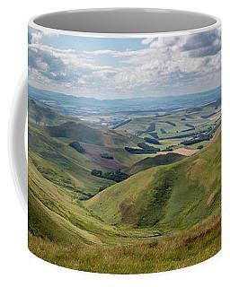 Cheviots Looking North Coffee Mug