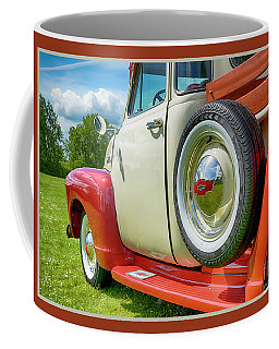 Coffee Mug featuring the photograph Chevrolet 31-hdr by Wendy Wilton