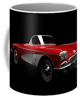 Chevrolet Corvette C1 Coffee Mug