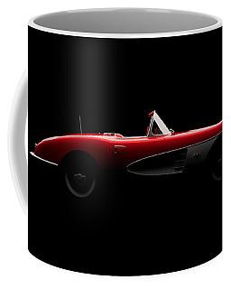 Chevrolet Corvette C1 - Side View Coffee Mug