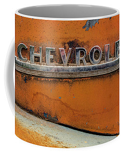 Chevrolet Emblem Coffee Mug