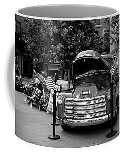 Chevrolet Coffee Mug by Ester Rogers