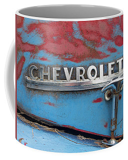 Chevy Closure Coffee Mug