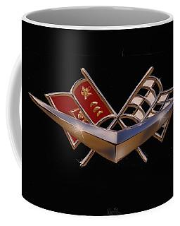 Chevy Flags  Coffee Mug