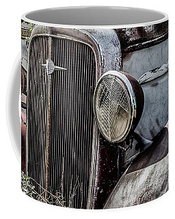 Chevy Grill IIi Coffee Mug