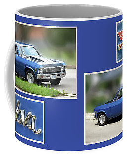 Chevy Nova Horizontal Coffee Mug