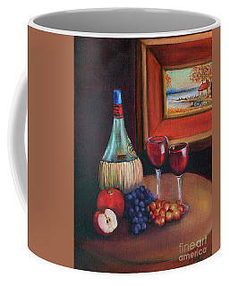 Chianti Still Life Coffee Mug