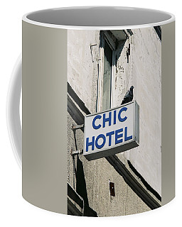 Chic Hotel Coffee Mug
