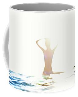 Chica Agua Coffee Mug