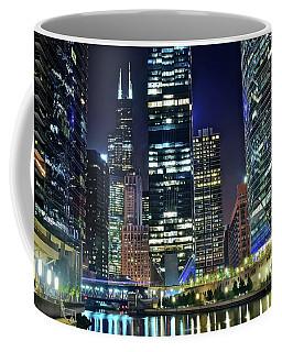Chicago Towers 2017  Coffee Mug