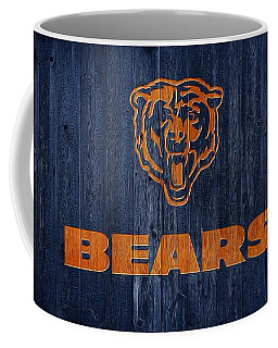 Chicago Bears Barn Door Coffee Mug