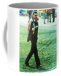 Mike Ditka Chicago Bears Head Coach Coffee Mug