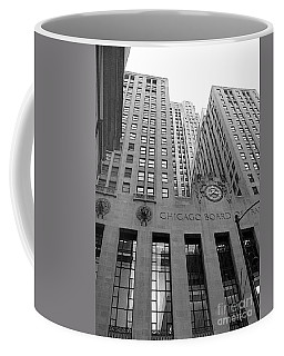 Chicago Board Of Trade Coffee Mug
