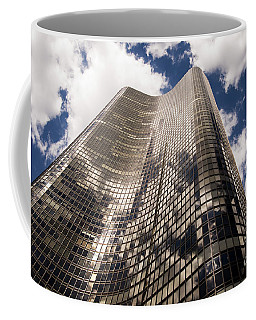 Chicago Building Coffee Mug by Zawhaus Photography