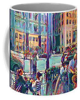 Chicago Cafe Coffee Mug