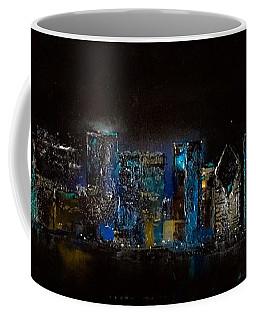 Chicago City Scene Coffee Mug