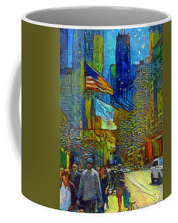Chicago Colors 2 Coffee Mug
