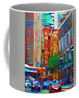 Chicago Colors 3 Coffee Mug