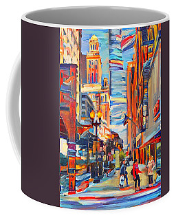 Chicago Colors 4 Coffee Mug
