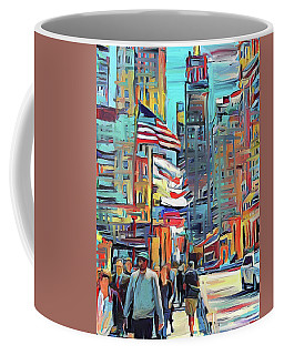 Chicago Colors 5 Coffee Mug
