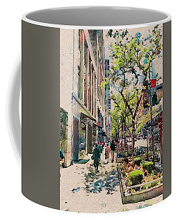 Chicago Colors 6 Coffee Mug