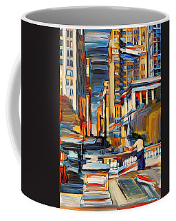 Chicago Colors 7 Coffee Mug