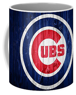 Chicago Cubs Barn Door Coffee Mug