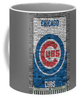 Chicago Cubs Brick Wall Coffee Mug