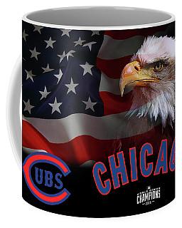 Chicago Cubs Champions 2016 Coffee Mug