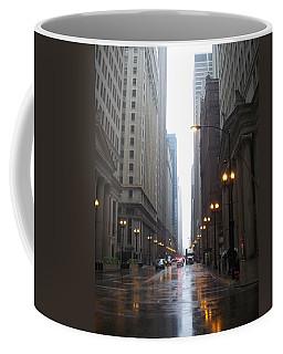 Chicago In The Rain 2 Coffee Mug