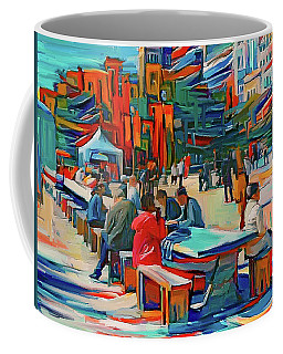 Chicago Millennium Sunday Coffee Mug