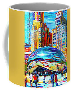 Chicago Millennium  Coffee Mug