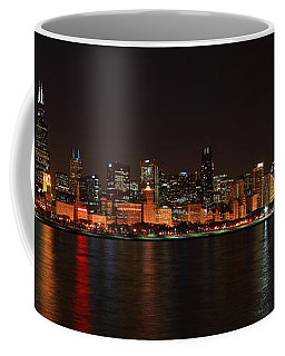 Chicago Panoramic Coffee Mug
