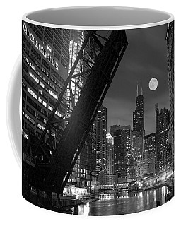 Chicago Pride Of Illinois Coffee Mug by Frozen in Time Fine Art Photography