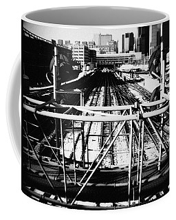 Chicago Railroad Yard Coffee Mug