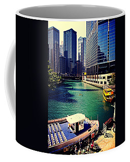 City Of Chicago - River Tour Coffee Mug