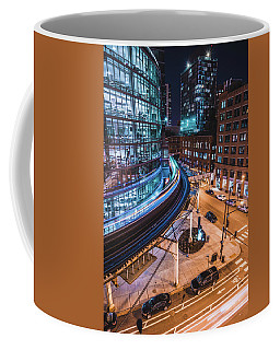 Chicago S Train Coffee Mug